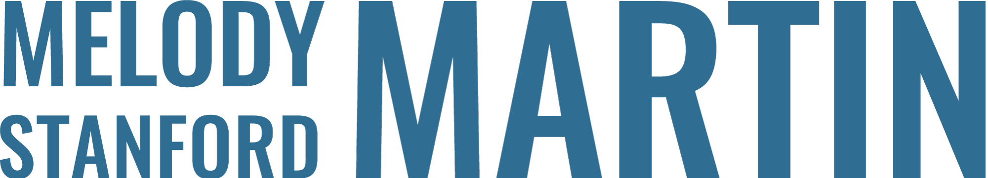 Melody Stanford Martin Logo